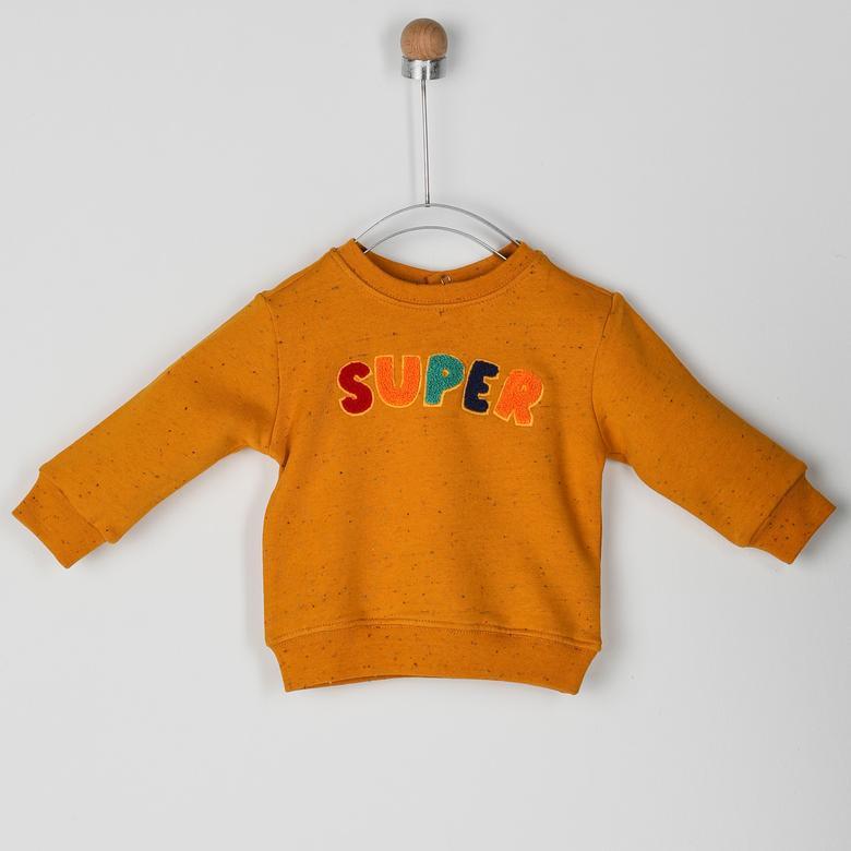 Erkek Bebek Sweatshirt 2021BB08005