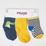 0-3 Yaş Erkek 3 lü Çorap 2012BB11019