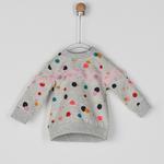 Kız Bebek Sweatshirt 2021GB08001