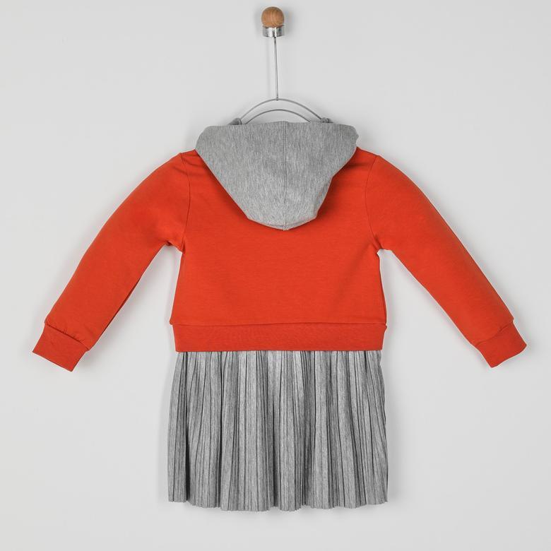 Kız Çocuk Örme Elbise 2021GK26009