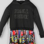 Kız Çocuk Örme Elbise 2021GK26042