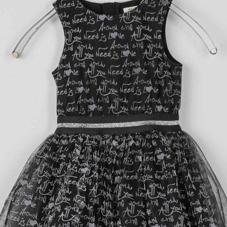 Kız Çocuk Parti Elbisesi 2021GK26033