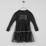 Kız Çocuk Örme Elbise 2021GK26034