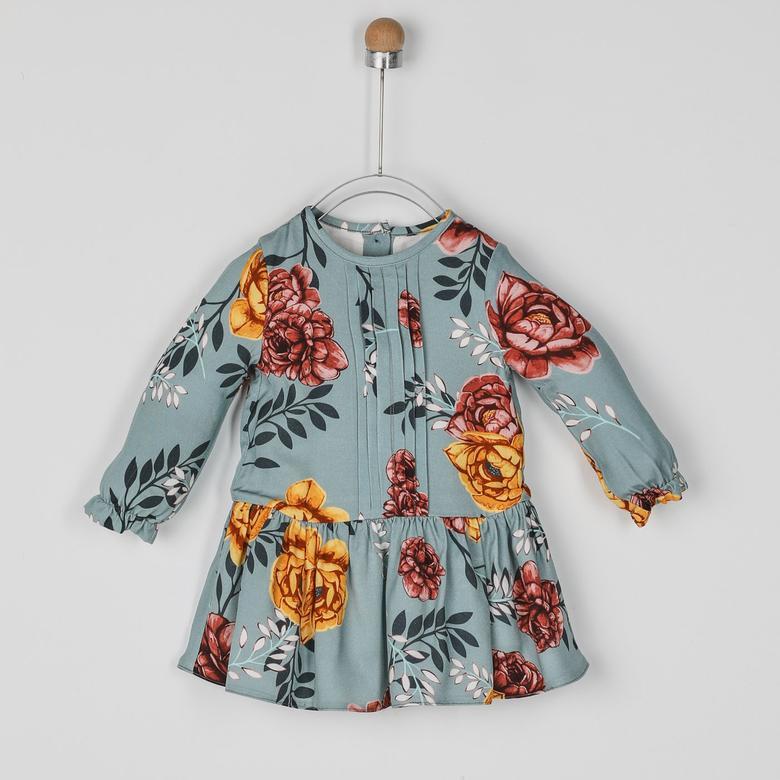 Kız Bebek Elbise 2021GB26001