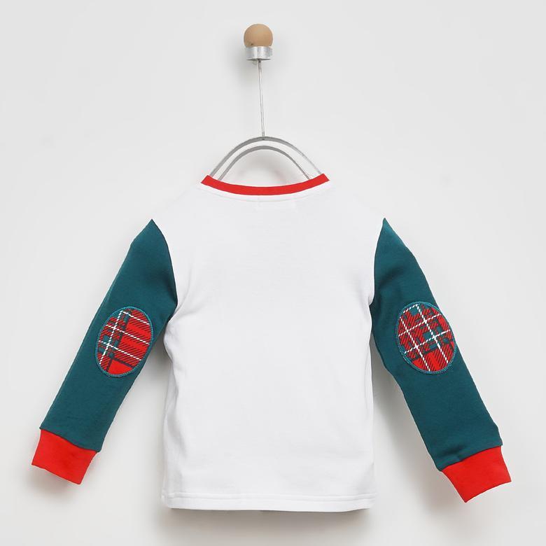 Unisex Çocuk Pijama Takımı 2021UK39001