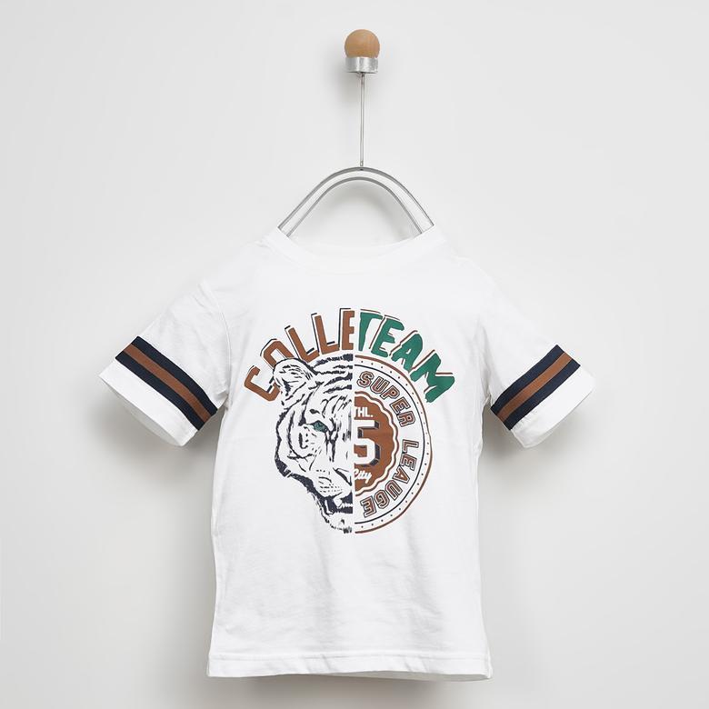 Erkek Çocuk T-Shirt 2021BK05004