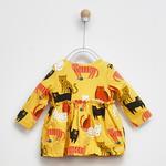 Kız Bebek Örme Elbise 2021GB26016