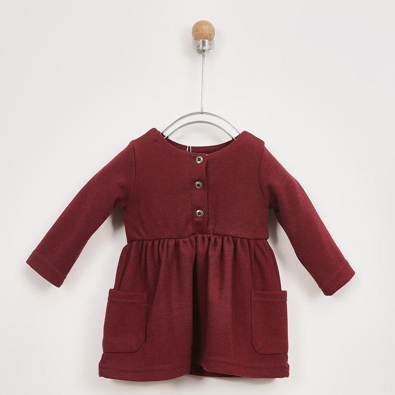 Kız Bebek Örme Elbise 2021GB26027