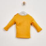 Erkek Bebek Uzun Kollu T-shirt 2021BB05027