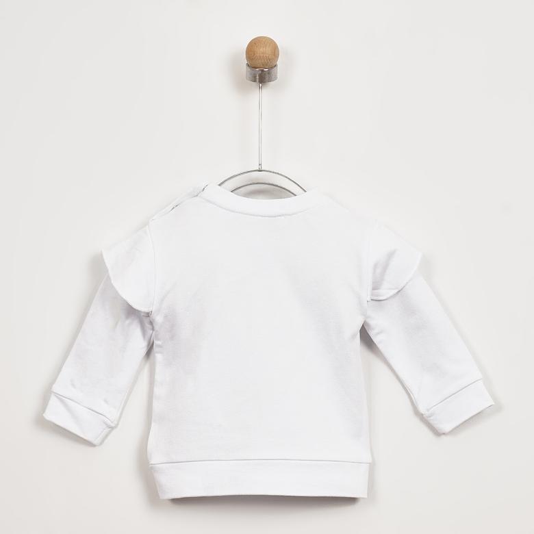 Kız Bebek Sweatshirt 2021GB08029