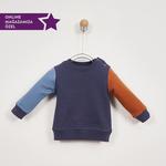 Erkek Bebek Sweatshirt 2021BB08049