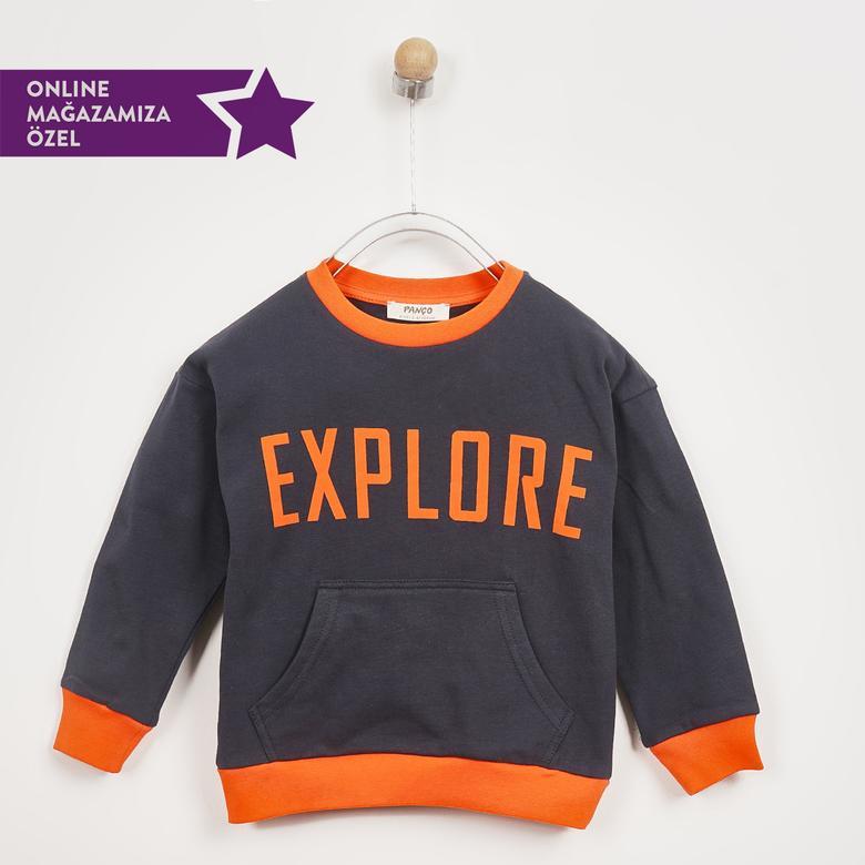 Erkek Çocuk Sweatshirt 2021BK08051