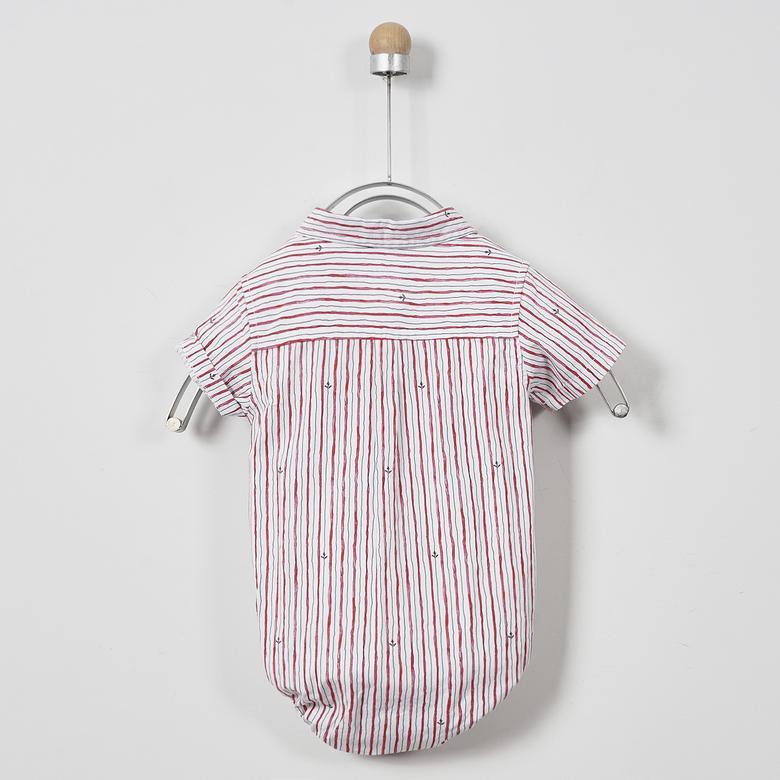 Erkek Bebek Body Gömlek 2011BB06004