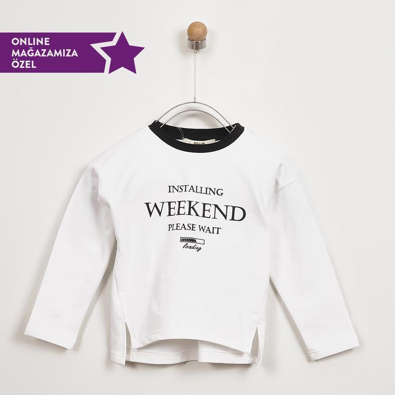 Kız Çocuk Sweatshirt 2021GK08067