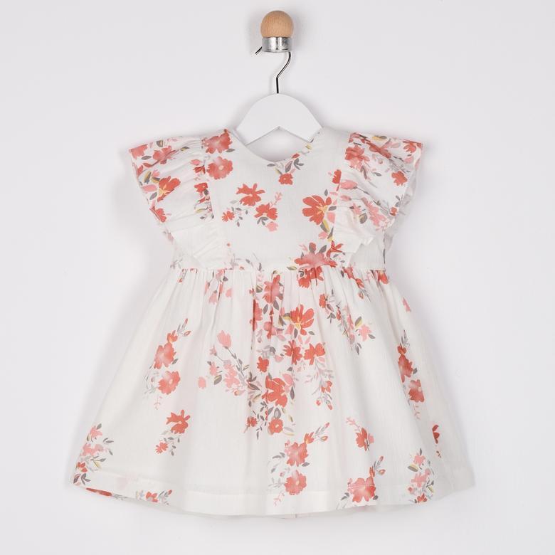 Kız Bebek Günlük Elbise 2011GB26028