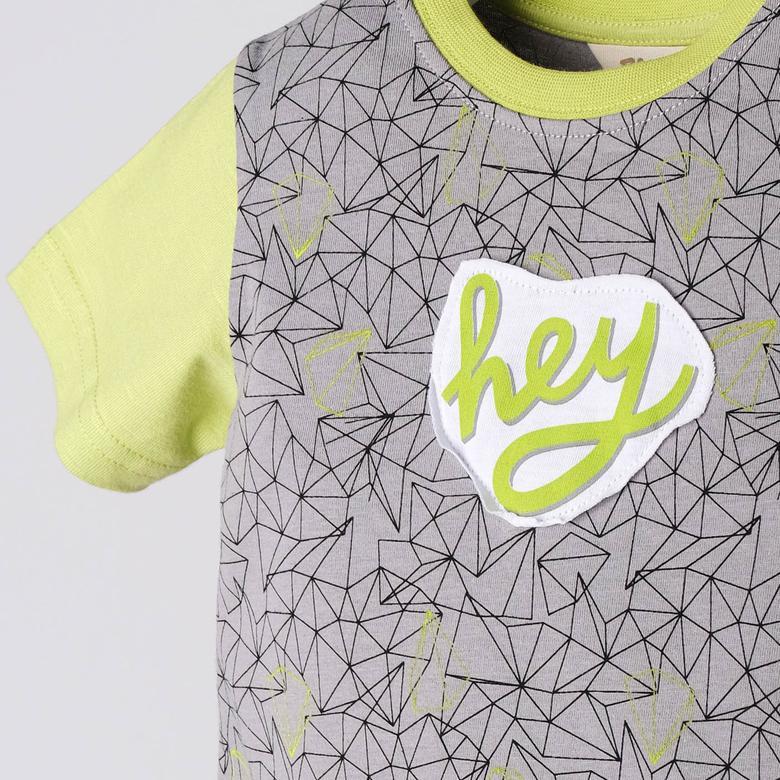Erkek Bebek T-Shirt 2111BB05003