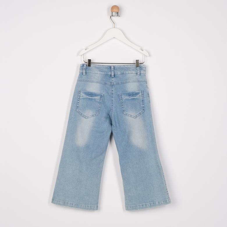 Kız Çocuk Denim Pantolon 2111GK04009