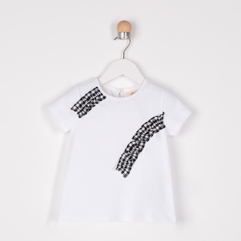 Kız Bebek T-Shirt 2111GB05009