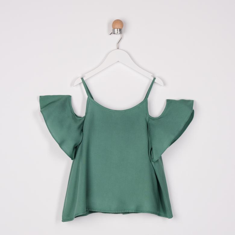 Kız Çocuk Gömlek 2111GK06003