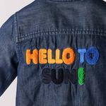 Erkek Bebek Denim Gömlek 2111BB06002