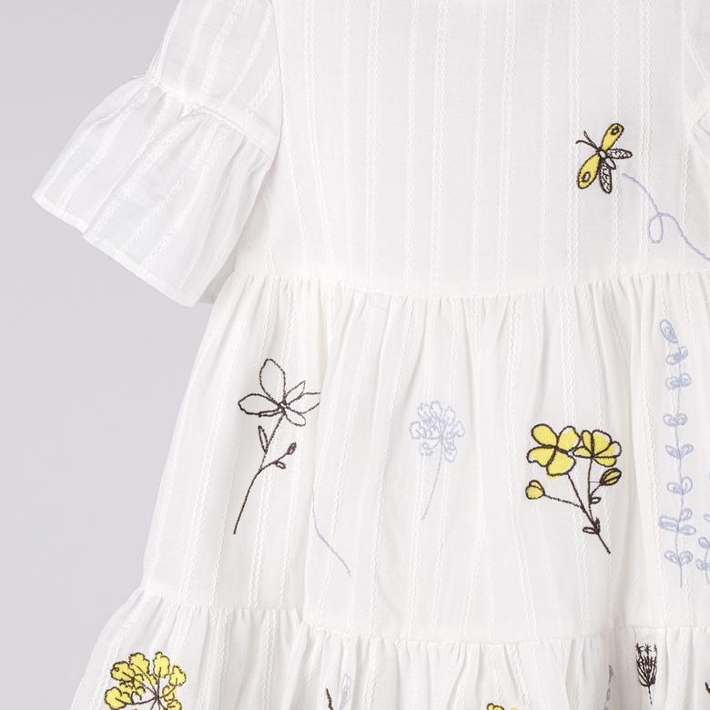 Kız Bebek Elbise 2111GB26013