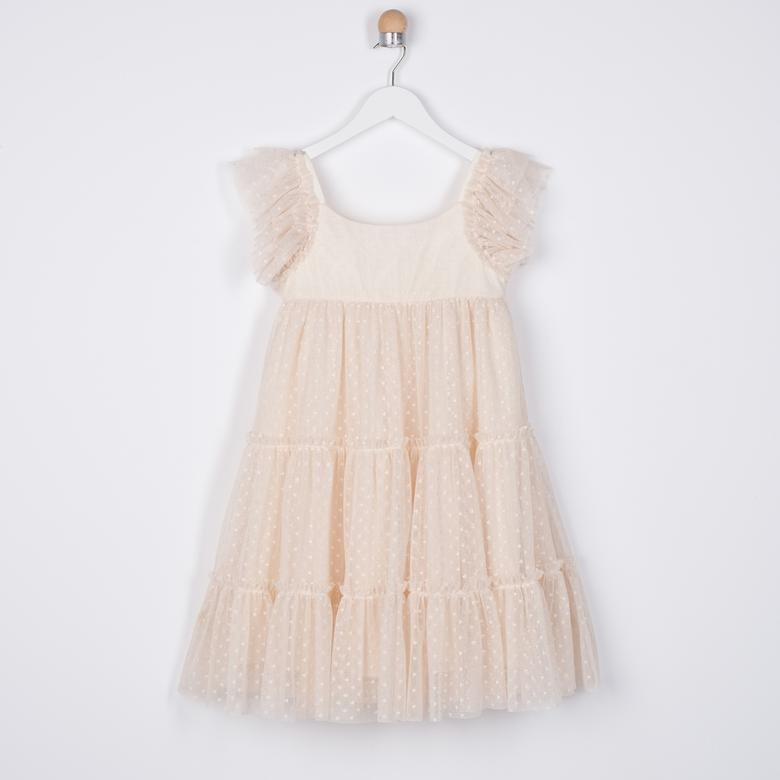 Kız Çocuk Elbise 2111GK26021