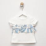 Kız Bebek T-Shirt 2111GB05015