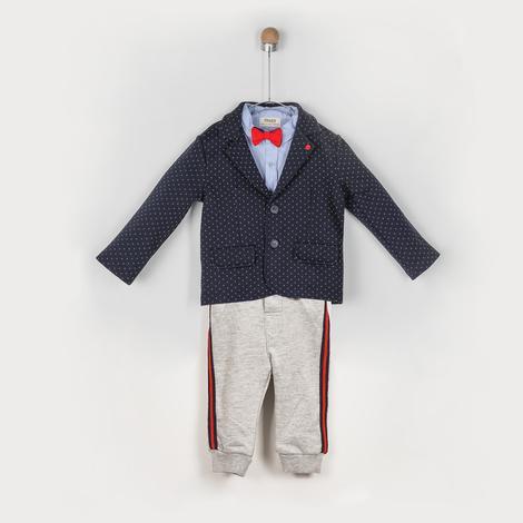 Erkek Bebek 3'lü Takım 2021BB17003