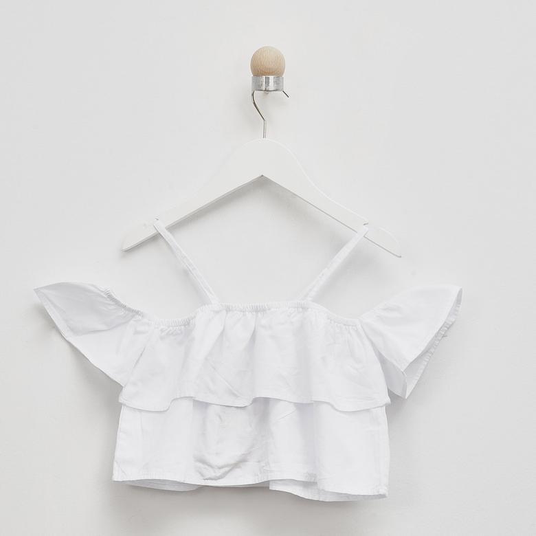 Kız Çocuk Bluz 2111GK57001