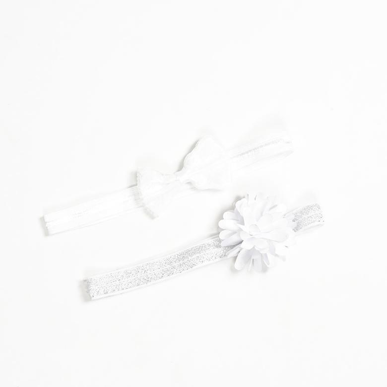 Kız Bebek Saç Bandı Seti 2112GB09001