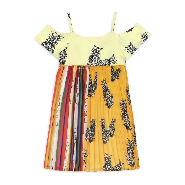 Kız Çocuk Elbise 2111GK26012