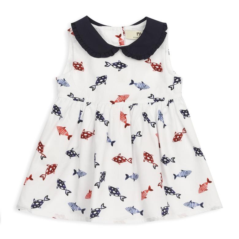 Kız Bebek Elbise 2111GB26025