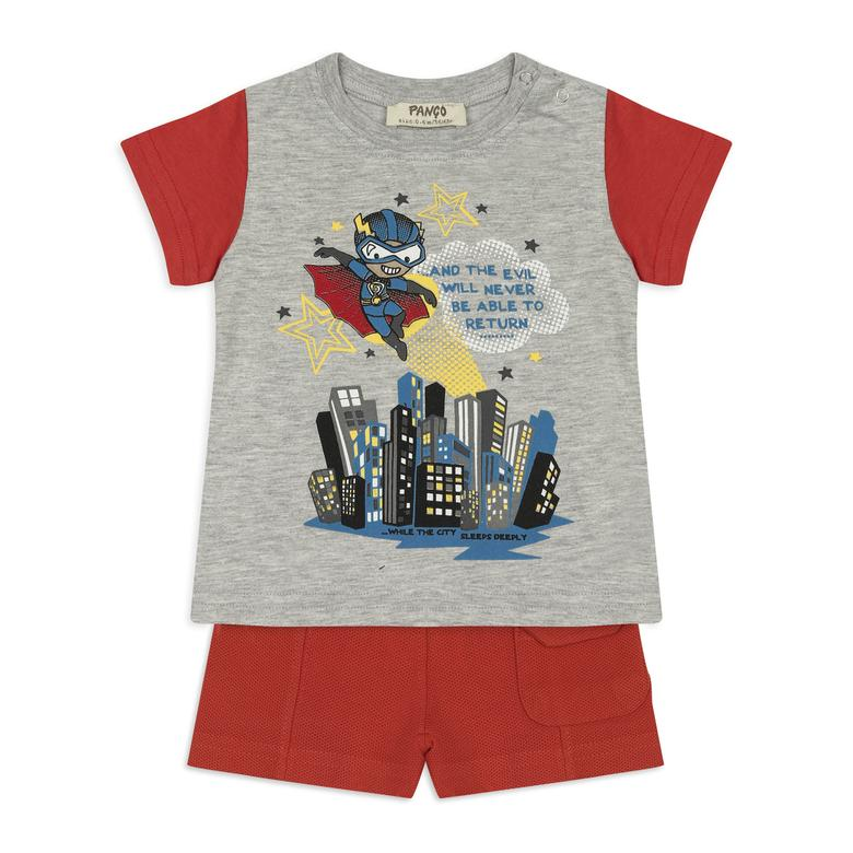 Erkek Bebek 2'li Takım 2111BB17001