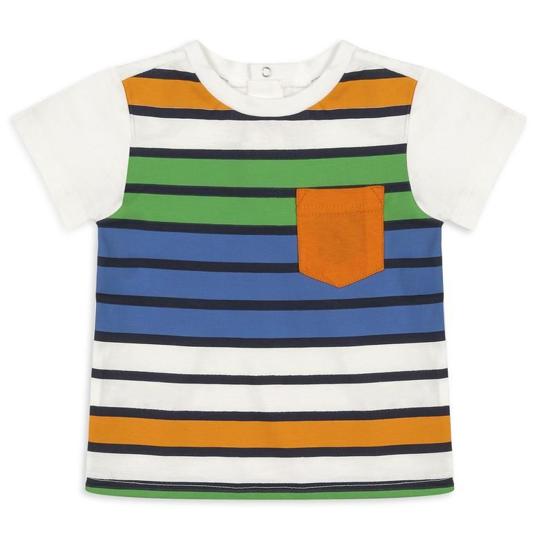 Erkek Bebek T-Shirt 2111BB05011