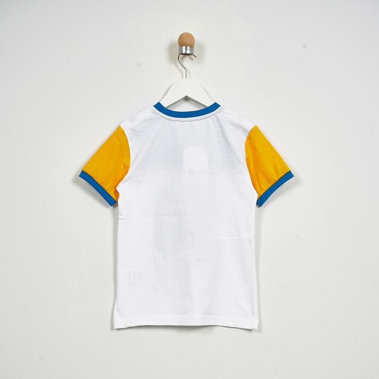 Erkek Çocuk V Yaka T-Shirt 2111BK05017