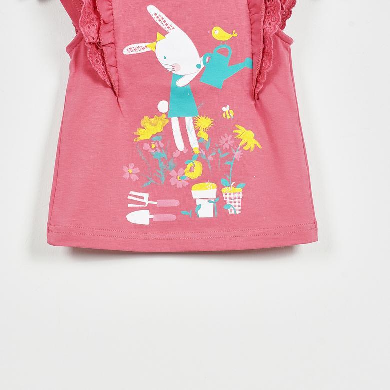 Kız Bebek T-Shirt 2111GB05002