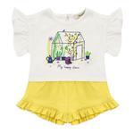 Kız Bebek 2'li Takım 2111GB17004