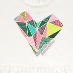 Kız Çocuk T-Shirt 2111GK05017