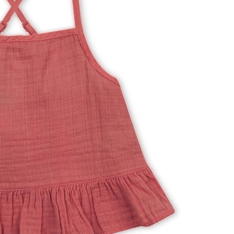 Kız Çocuk Şortlu Takım 2111GK17009
