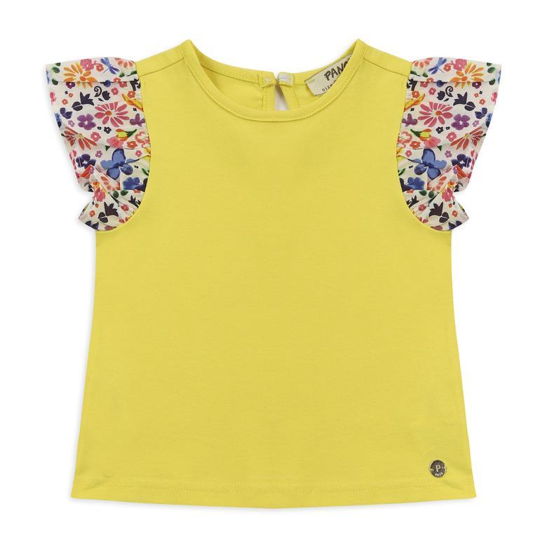 Kız Bebek T-Shirt 2111GB05006