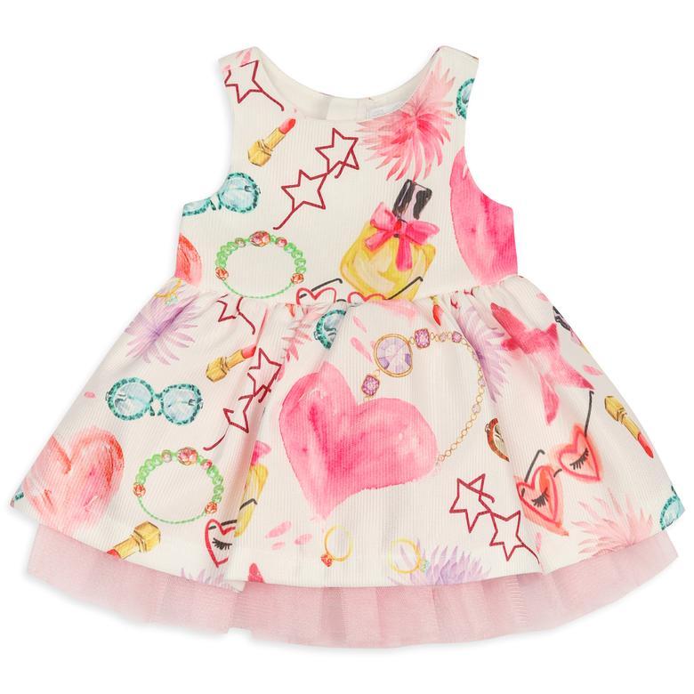Kız Bebek Elbise 2111GB26007