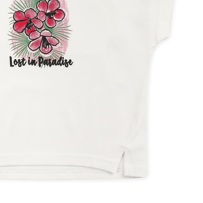 Kız Çocuk T-Shirt 2111GK05021
