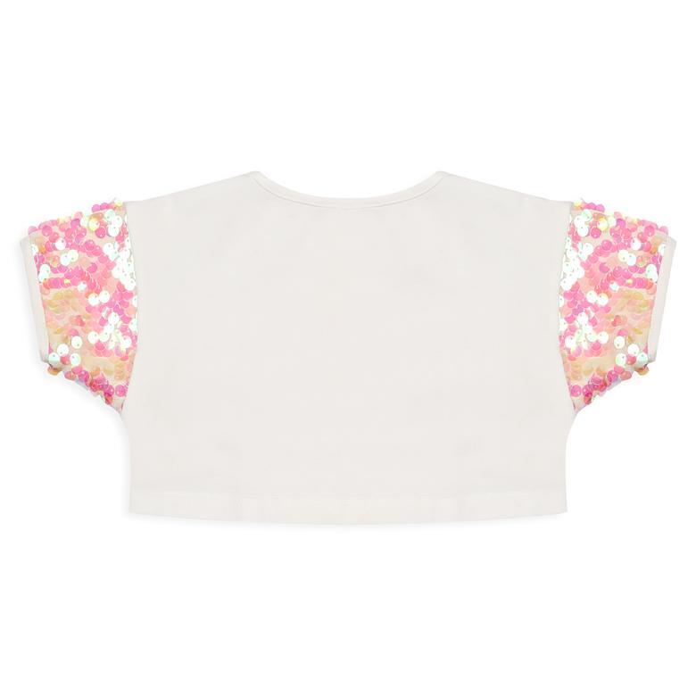 Kız Çocuk T-Shirt 2111GK03006