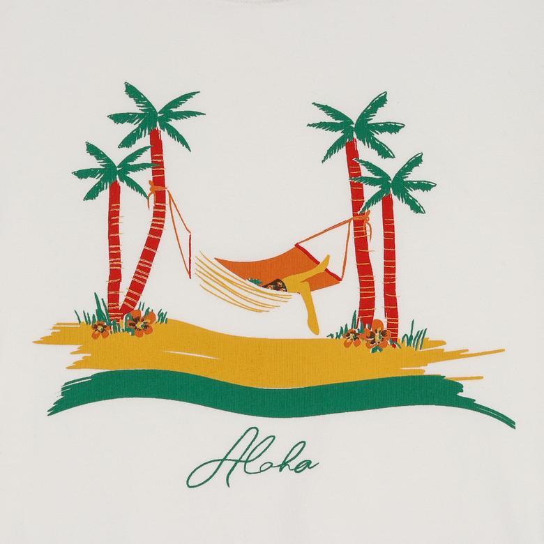 Kız Çocuk T-Shirt 2111GK05019