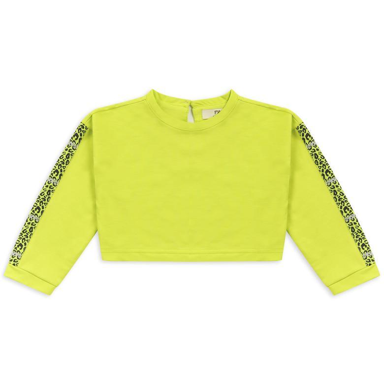 Kız Çocuk Sweatshirt 2111GK08025