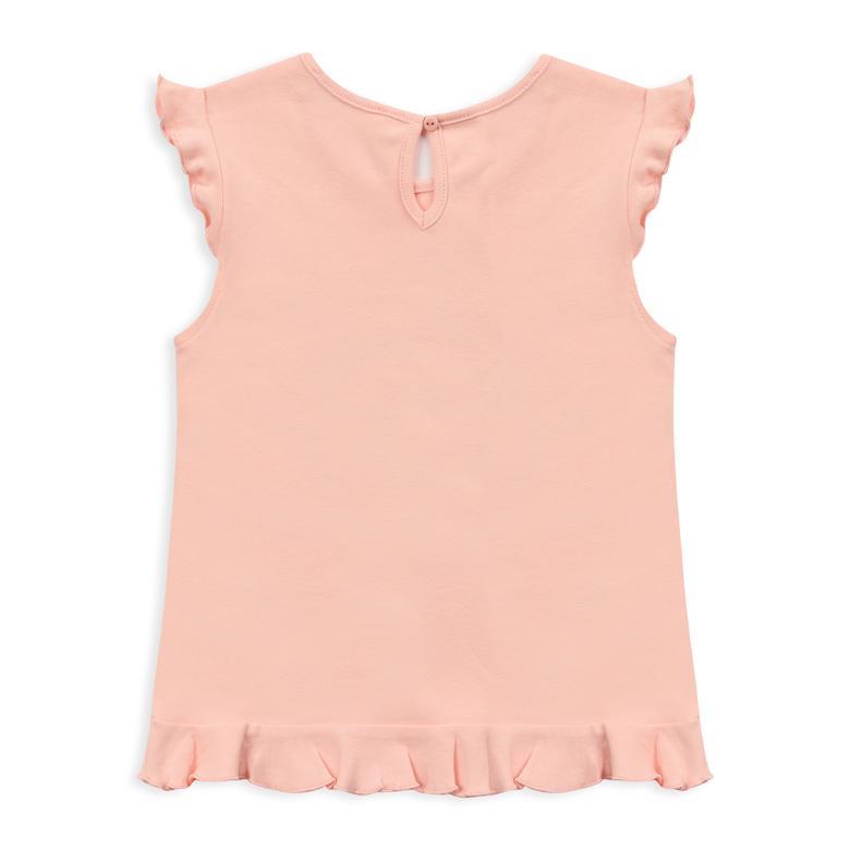 Kız Çocuk Pijama Takımı 2111GK39002