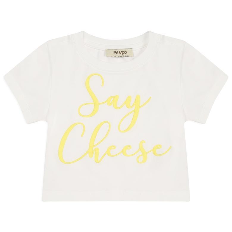 Kız Çocuk T-Shirt 2111GK05042