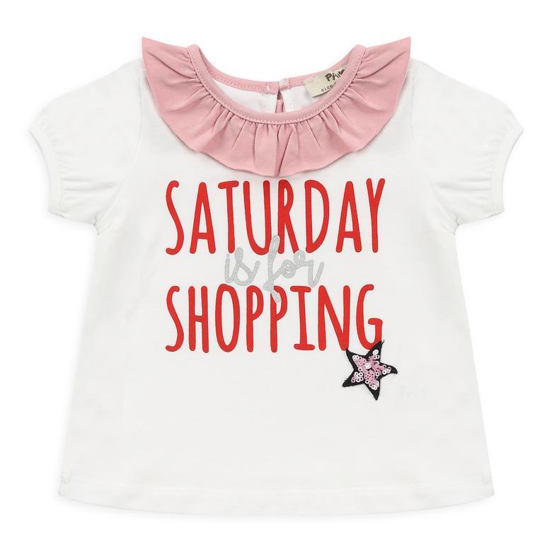 Kız Bebek T-Shirt 2111GB05020