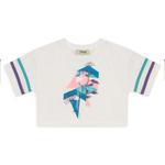 Kız Çocuk T-Shirt 2111GK05035