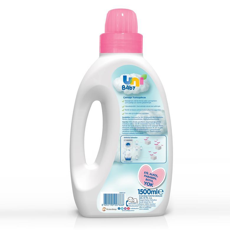 Unisex Bebek Uni Baby Çamaşır Yumuşatıcı 9932UB64022